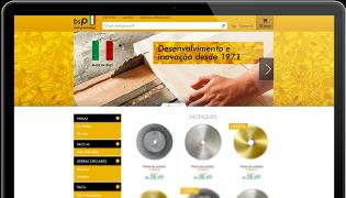 Tienda virtual BSP Tools